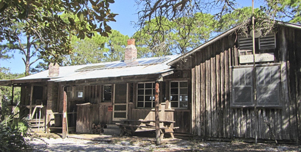 Old Florida Home