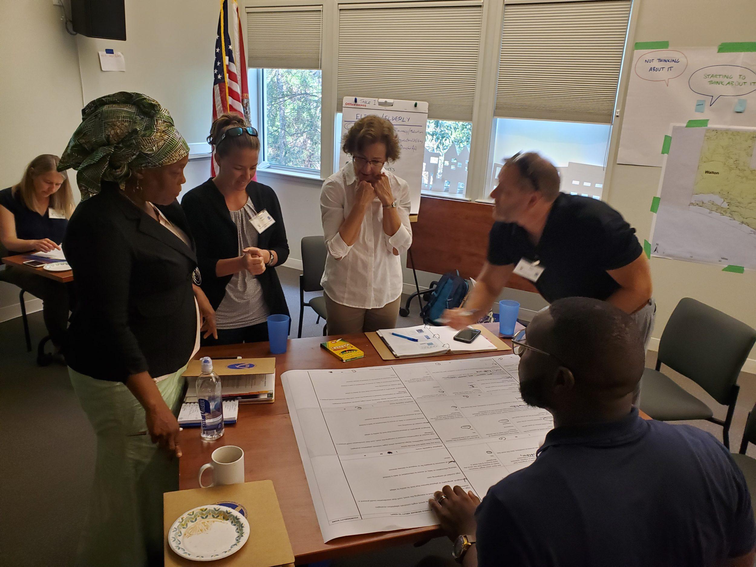 NOAA workshop Adaptation Planning for Coastal Communities